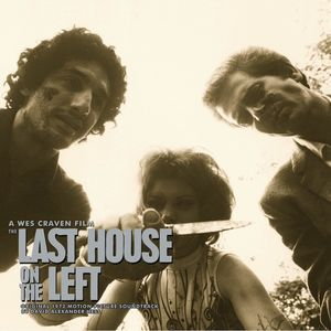 The Last House On The Left (Original Soundtrack) , David Hess