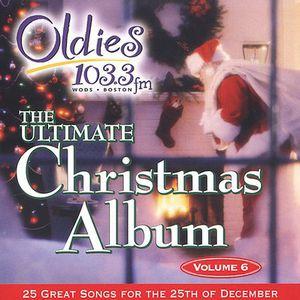 Ultimate Christmas Album Vol.6: WODS Boston
