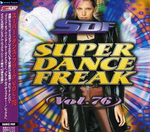Super Dance Freak 76 /  Various [Import]