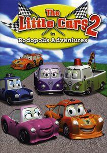 The Little Cars, Vol. 2: Rodopolis Adventures