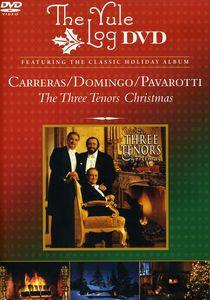 Three Tenors Christmas /  Yule Log