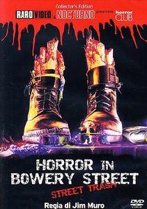 Horror in Bowery Street [Import]