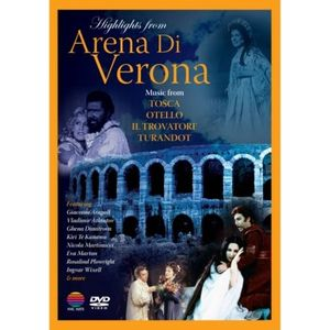 Highlights From Arena Di Verona [Import]