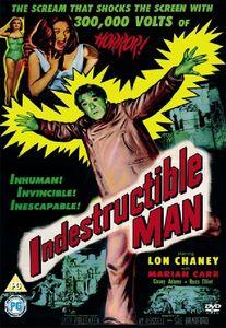 Indestructible Man [Import]