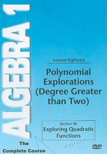 Polynomial Explorations