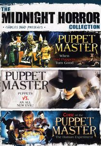 The Midnight Horror Collection: Puppet Master: Volume 2