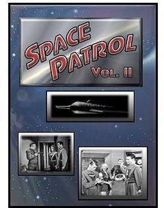 Space Patrol TV Show 2