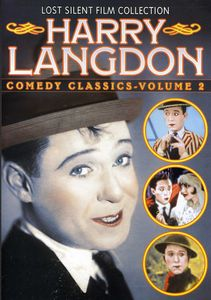 Harry Langdon Comedy Classics: Volume 2 : His Marriage Vow /  Soldier Man