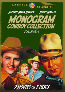 Monogram Cowboy Collection: Volume 4
