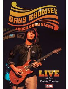 Davy Knowles and Back Door Slam Live at the Gaiety Theatre 2009