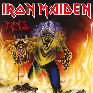 Number of [Import] , Iron Maiden