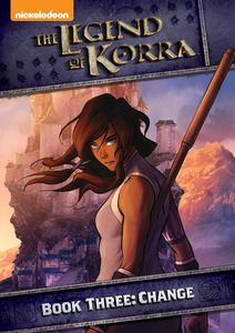The Legend of Korra: Book Three: Change