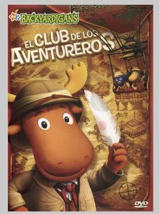 Backyardigans-El Club de los Aventureros [Import]