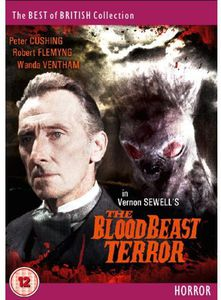 Blood Beast Terror: Peter Cushing [Import]