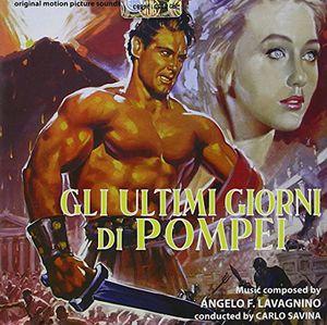 Gli Ultimi Giorni Di Pompei [Import]