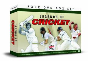 Legends of Cricket [Import]