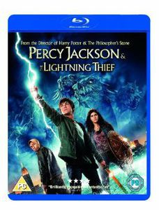 Percy Jackson & the Lightning Thief [Import]