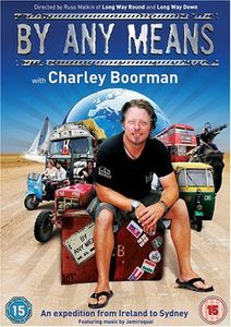 Charley Boorman By Any Means Complete Series DVD [Import]