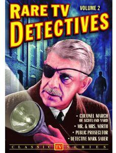 Rare TV Detectives: Volume 2