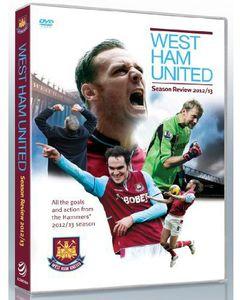 West Ham Utd Season Review 2012/ 13 [Import]