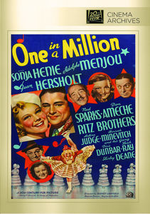 One in a Million , Sonja Henie