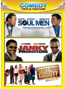 Soul Men /  Janky Promoters /  Who's Your Caddy