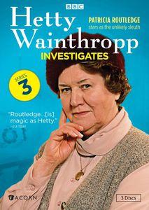 Hetty Wainthropp Investigates: Series 3
