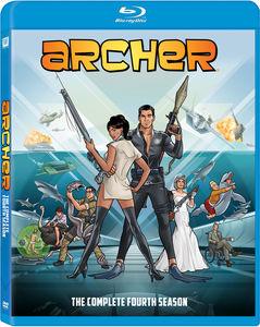 Archer: The Complete Season Four