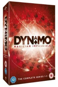Dynamo: Magician Impossible: Season 1-3 [Import]