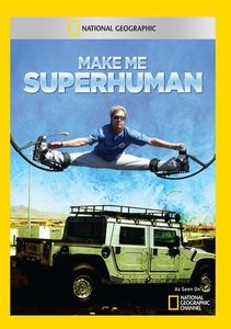 Make Me Superhuman