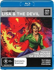 Lisa & the Devil/ House of Exorcism [Import]