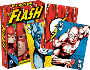DC Comics- Flash Playing Cards Deck