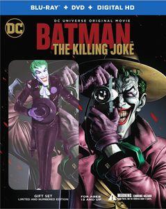 Batman: The Killing Joke (w /  figurine)