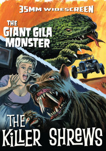 The Killer Shrews /  The Giant Gila Monster