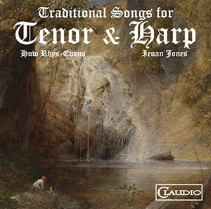 Traditional Songs for Tenor & Harp