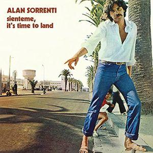 Sienteme It's Time To Land [Import] , Alan Sorrenti