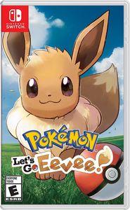 Pokemon Let's Go Eevee for Nintendo Switch