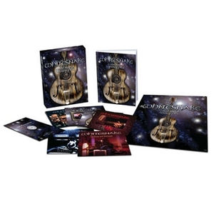 Whitesnake: Unzipped (Super Deluxe Edition)(5CD/ 1DVD) , Whitesnake