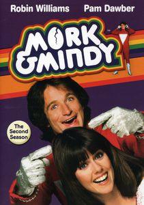 Mork & Mindy: The Second Season