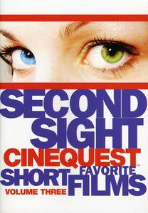 Second Sight, Vol. 3