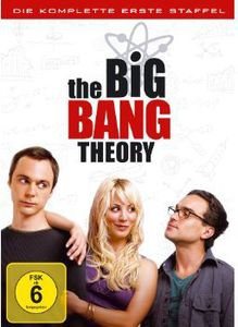 Big Bang Theory 1 [Import]