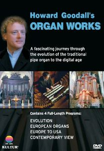 Howard Goodall's Organ Works