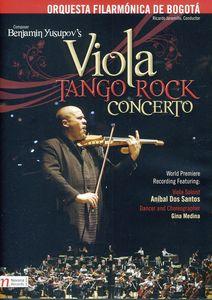 Viola Tango Rock Concerto