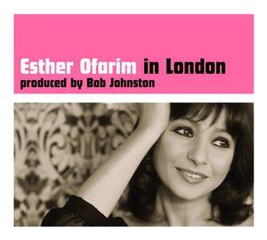Esther Ofarim in London