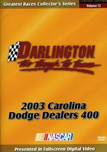 Nascar: 2003 Darlington 400