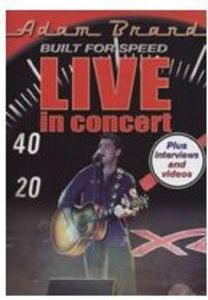Built for Speed: Live in Concert (Pal/ Region 0) [Import]