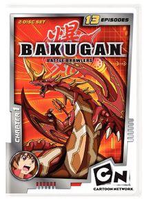 Bakugan: Battle Brawlers: Chapter 1