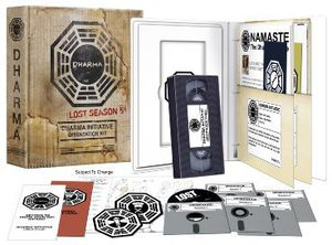 Lost: Comp Fifth Season - Dharma Initiative Kit