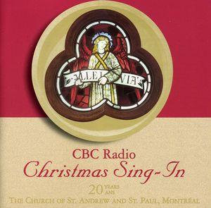 CBC Radio Christmas Sing /  Various