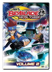 Beyblade: Metal Fusion: Volume 2